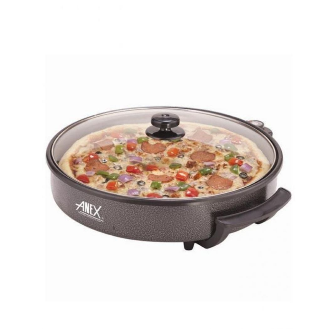 Anex Ag-3064 - Deluxe 40 Cm Pizza Pan And Grill -