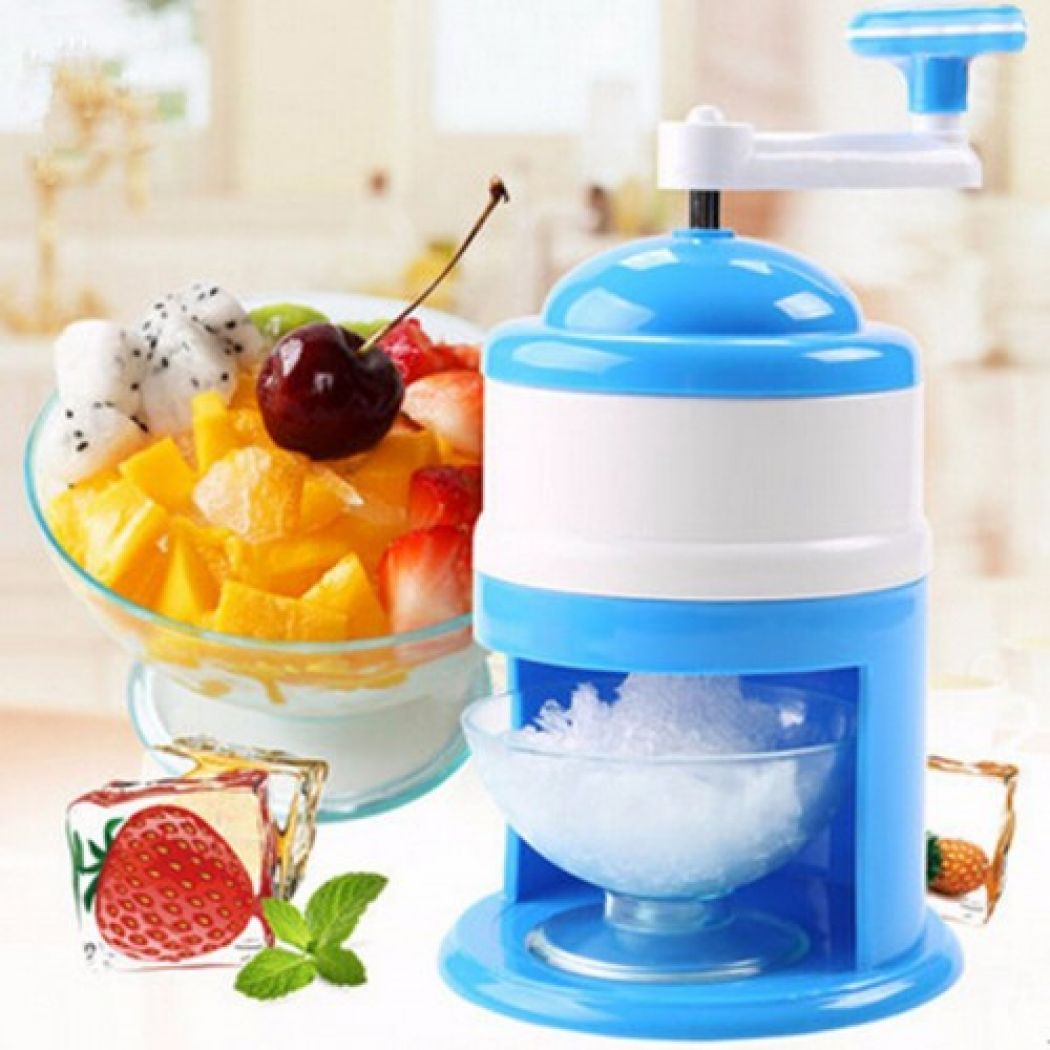 New Ice Crusher Machine