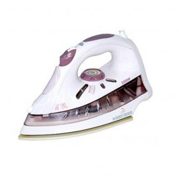 Black & Decker Steam Iron Auto Shutoff X1050