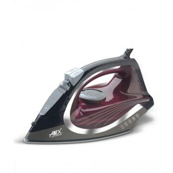 Anex AG-1026 Steam Iron Ceramic Soleplates