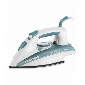 Black And Decker Steam Iron X1600