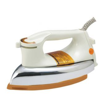 Black ND Decker Dry iron 1200wt