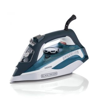 Black and decker Steam Iron Ceramic Soleplate X215
