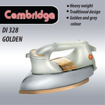 Cambridge Dry Iron Di-328