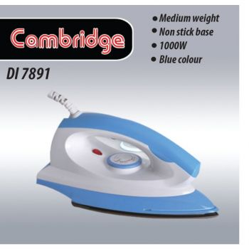 Cambridge Dry Iron Di-7891