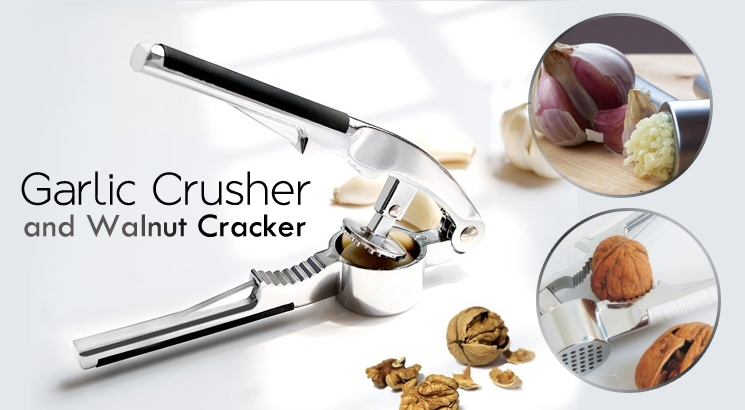 Garlic Crush and Walnut Cracker in Pakistan