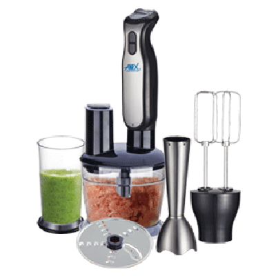 Anex 130 Hand Blender full Egg Beater 800w
