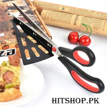 2 In 1 Pizza Scissor