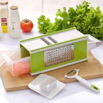 5 in 1 Multifunctional Grater