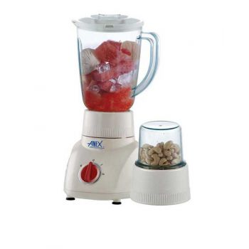 Anex AG-6024 - 2 in 1 Blender-400W-White
