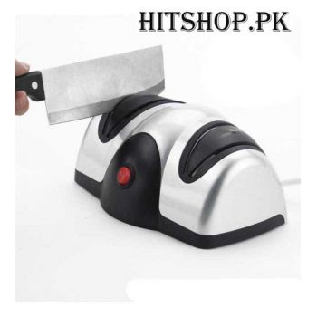 Automatic 2 Stage Electric Knife Sharpener