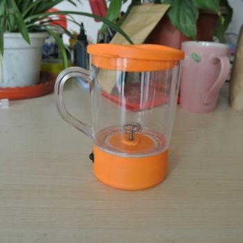 Coffee Magic Frothing Color Mug in Pakistan
