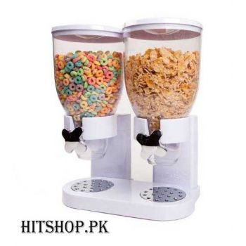 Dry Food And Candy Dispenser