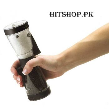 Dual Salt And Pepper Grinder