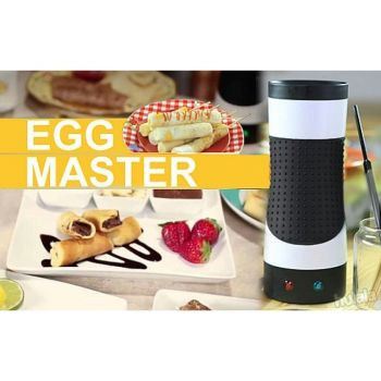 Egg Master Automatic Pop Up Grill Cooker