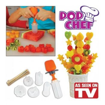 Fruits Cutting Gadget Pop Chef