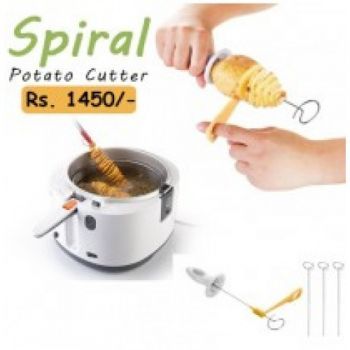 Handy Spiral Potato Slicer in Pakistan