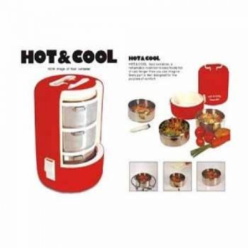 Hot and Cool Lunch Box