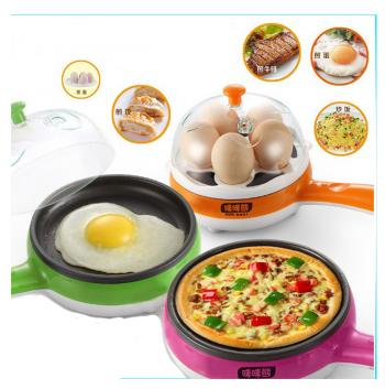 Non Stick Multi-Function Egg Fryer/Steamer