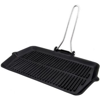 Prestige Cast Iron Chargriller Grill Pan 35 cm
