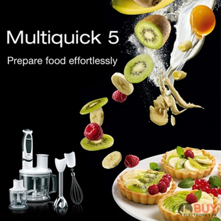 Braun MultiQuick 5 Hand Blender In Pakistan