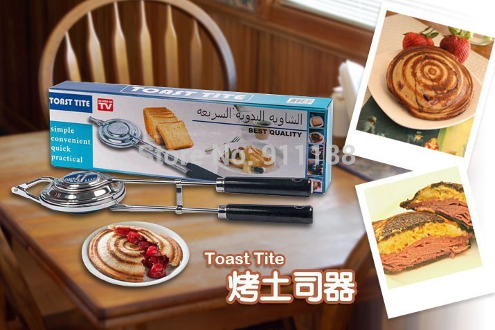 New Toast-Tite Sandwich Toast Maker
