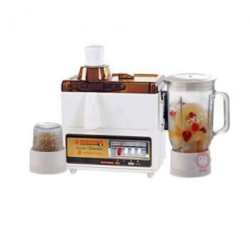WF 7701GL 3 in 1 Juicer Blender N Dry Mill Brand W
