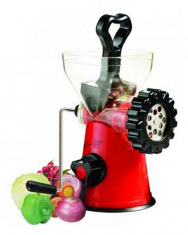Anex AG 13–Handy Meat Mincer with Juicer