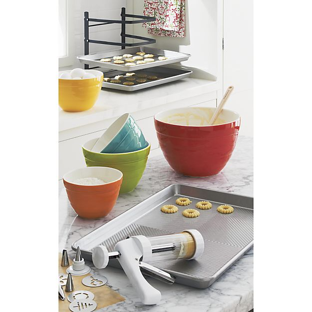 Cake Cookie Press and Decorating Kit in Pakistan