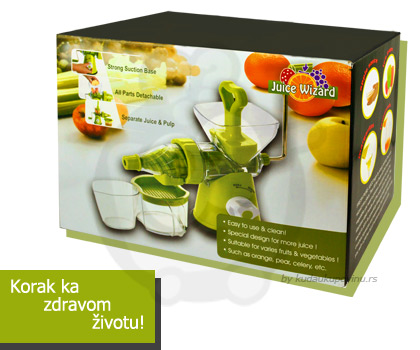Juice Wizard Manual Juicer in Pakistan