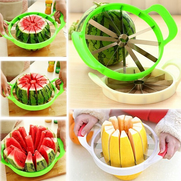 One Step  Multi Melon Slicer