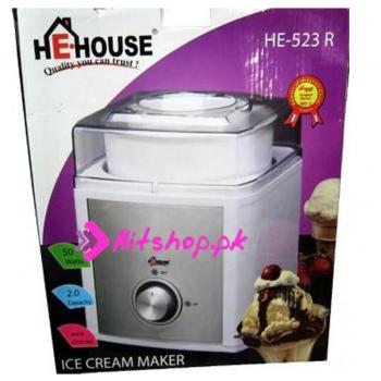 HE House Ice Cream Maker HE-523R
