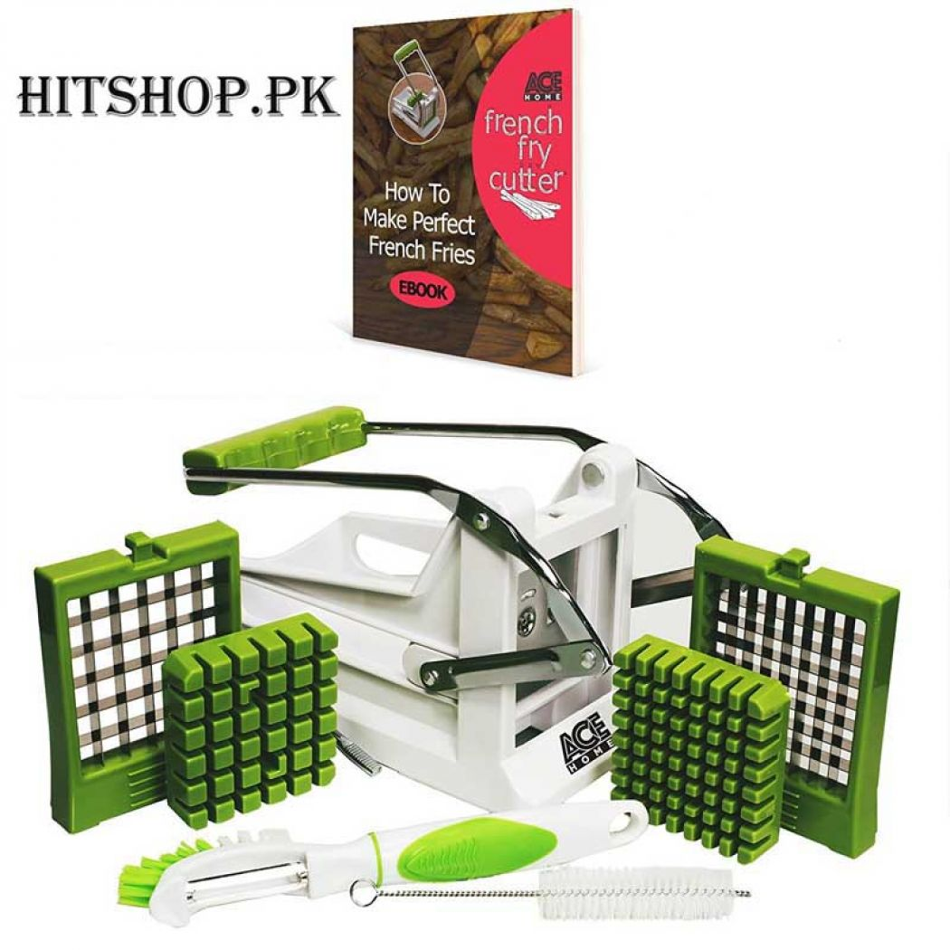 Chefs Path Easy Food Dicer French Fry Potato Cutte