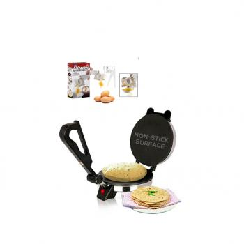Roti Maker With Egg Cracker