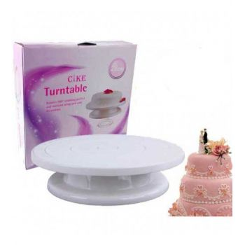 28cm Cake Decorating Turntable