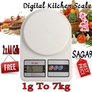 Electronic Kitchen Weight Scale - Digiatl Scale