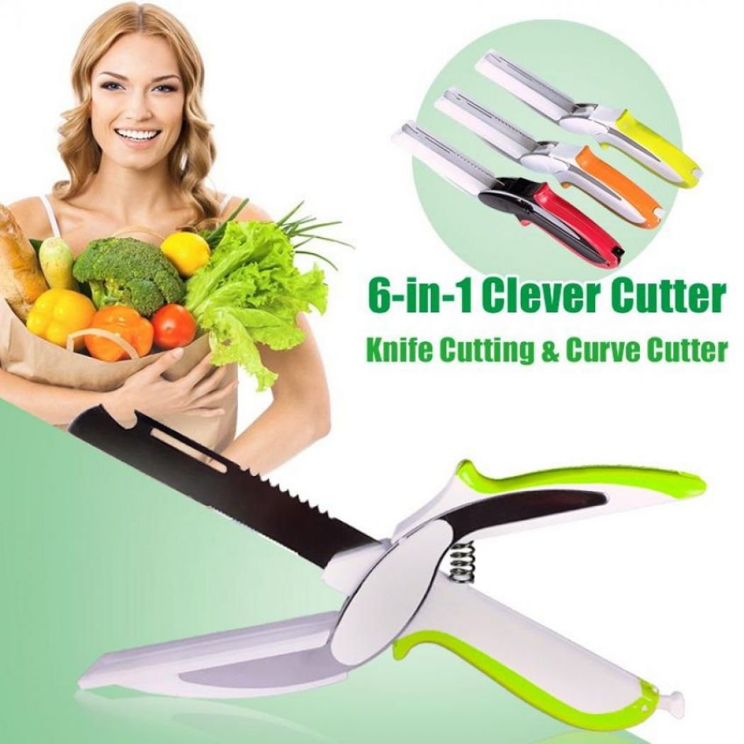 6-In-1 Kitchen Scissor