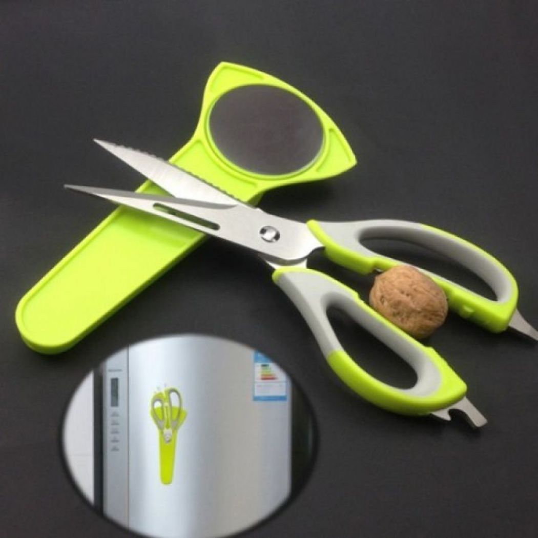 Mighty Shears 10 in 1 Kitchen Tool Set