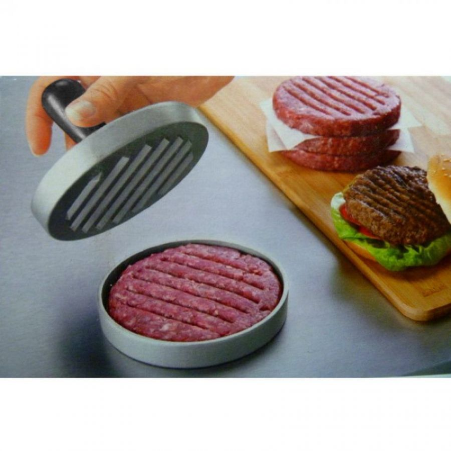 Hamburger Burger Press Machine Meat Pizza Stuffed Patty Maker