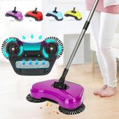 Automatic Hand Push Sweeper Broom Machine