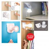 Pack of 4 Handy Bulbs Wall Mountable Lamps