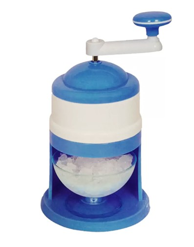 Ice Shaver Machine - Gola Ganda Blue