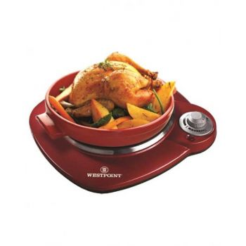 271 Hot Plate single Red coloure new model