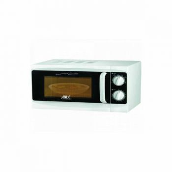 Anex Microwave Oven ManuaL Silver AG9023