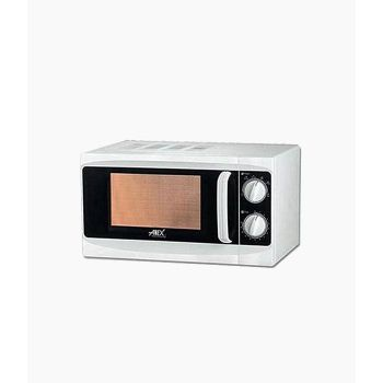 Anex Ag 9021 Deluxe Microwave Oven-White 700watts