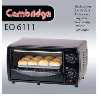 Cambridge Electric Oven Eo-6111