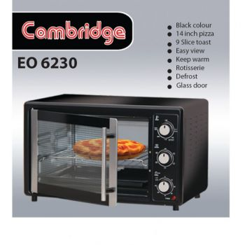 Cambridge Electric Oven Eo-6230