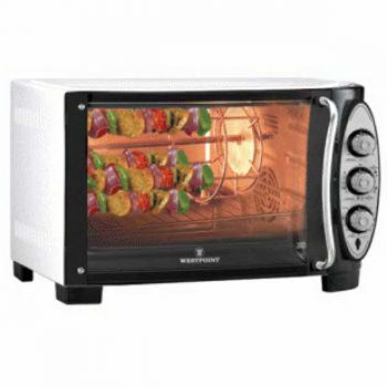 Westpoint Oven Toaster Rotisserie With Conviction