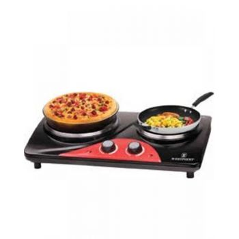 Westpoint WF-272 Westpoint Deluxe Double Hot Plate