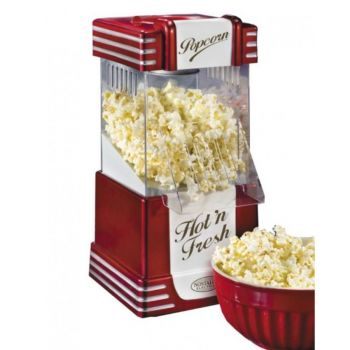 Hot n Fresh Popcorn Maker - Red